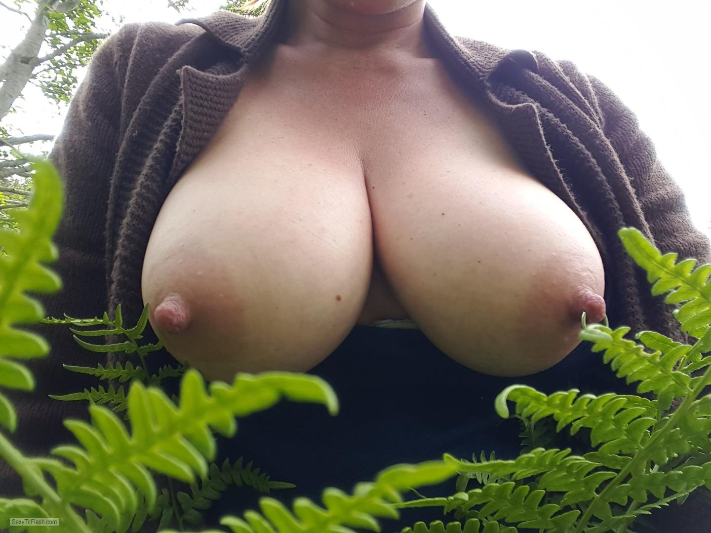 My Big Tits Selfie by Happytits