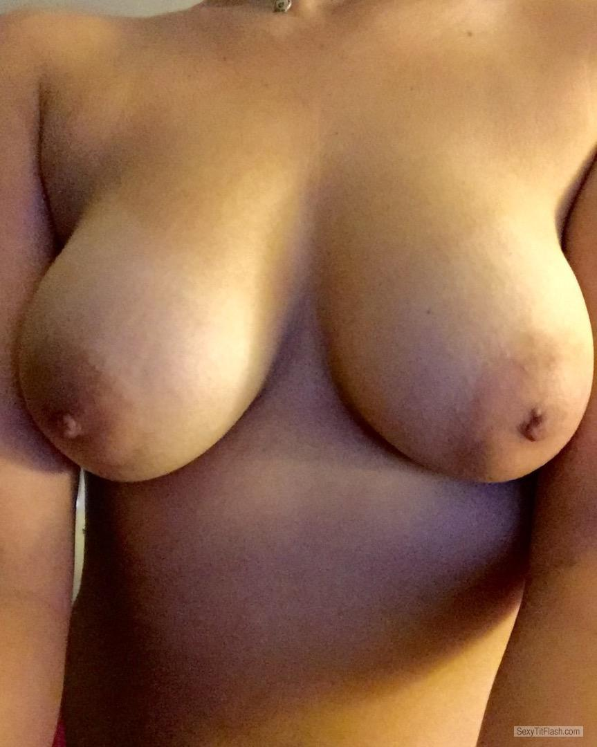 My Big Tits Naughty Girl