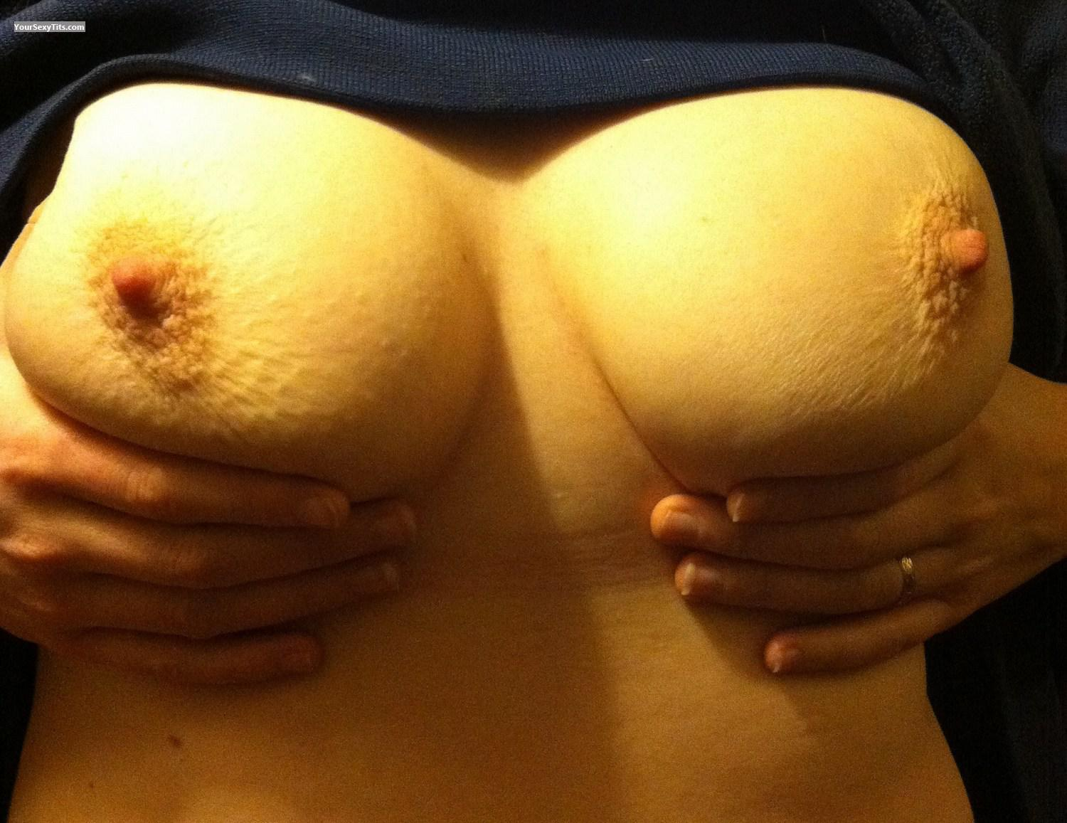 Big Tits Of My Wife Christina