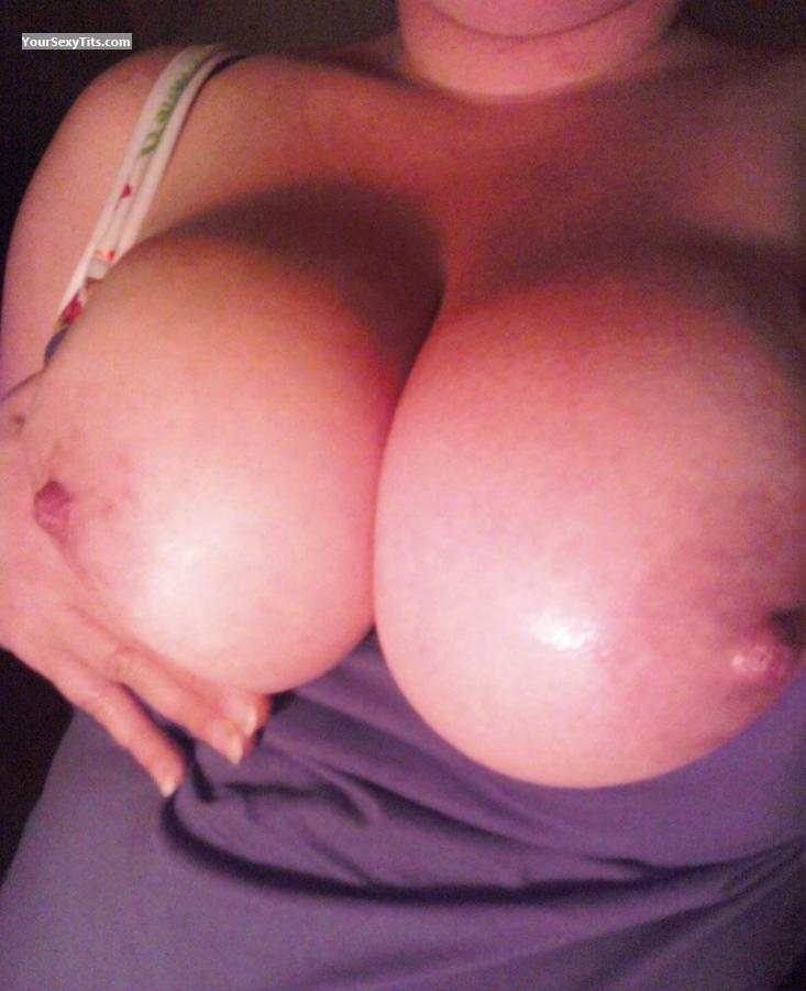 My Big Tits Selfie by Sammy