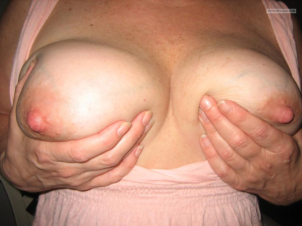 Big Tits Of My Wife Donna