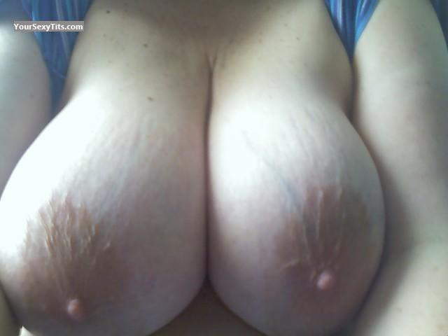 Tit Flash: Big Tits - Tonya from United States