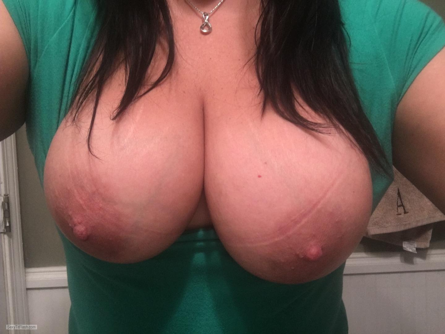 My Big Tits Selfie by Shannn