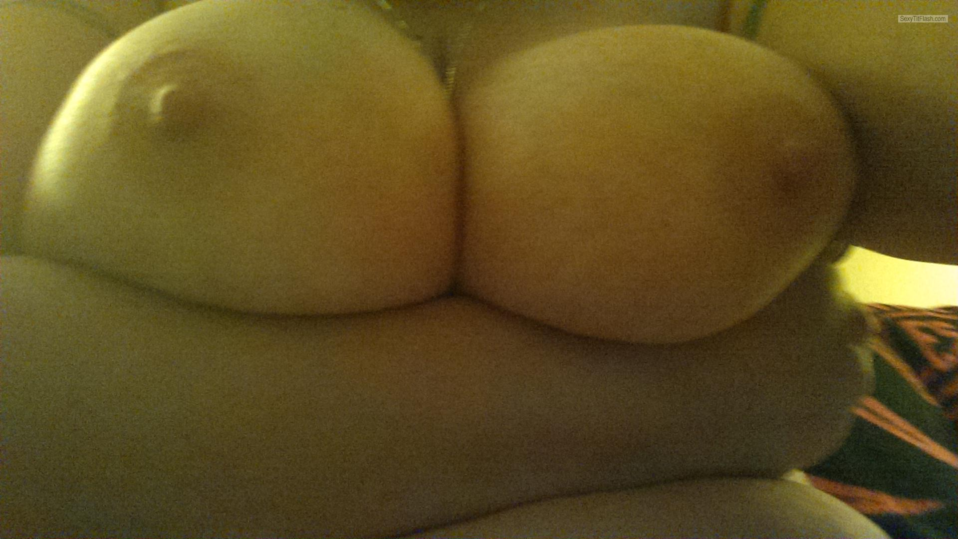 My Big Tits Selfie by Willow Girl