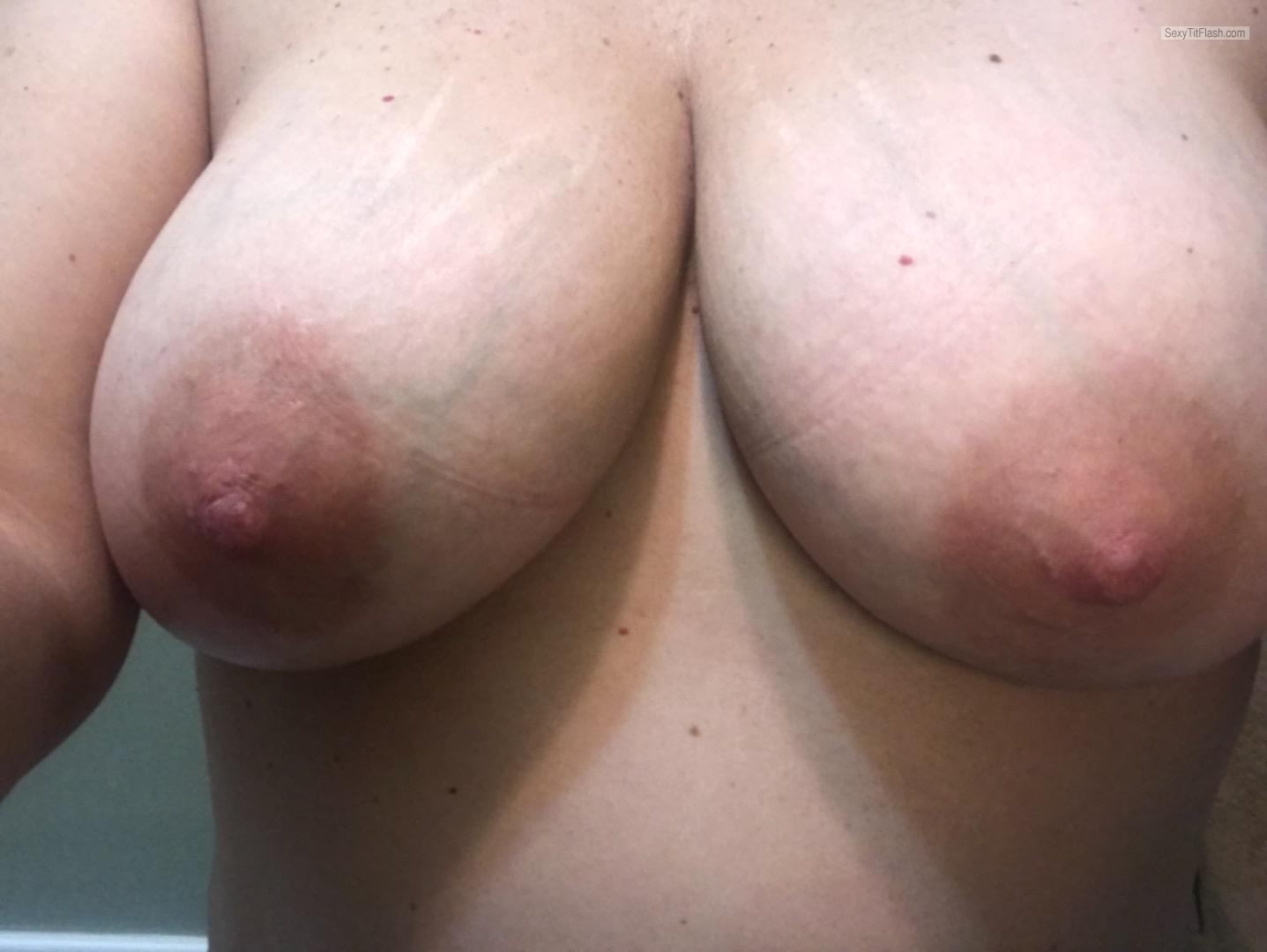My Big Tits Selfie by Jays Girl