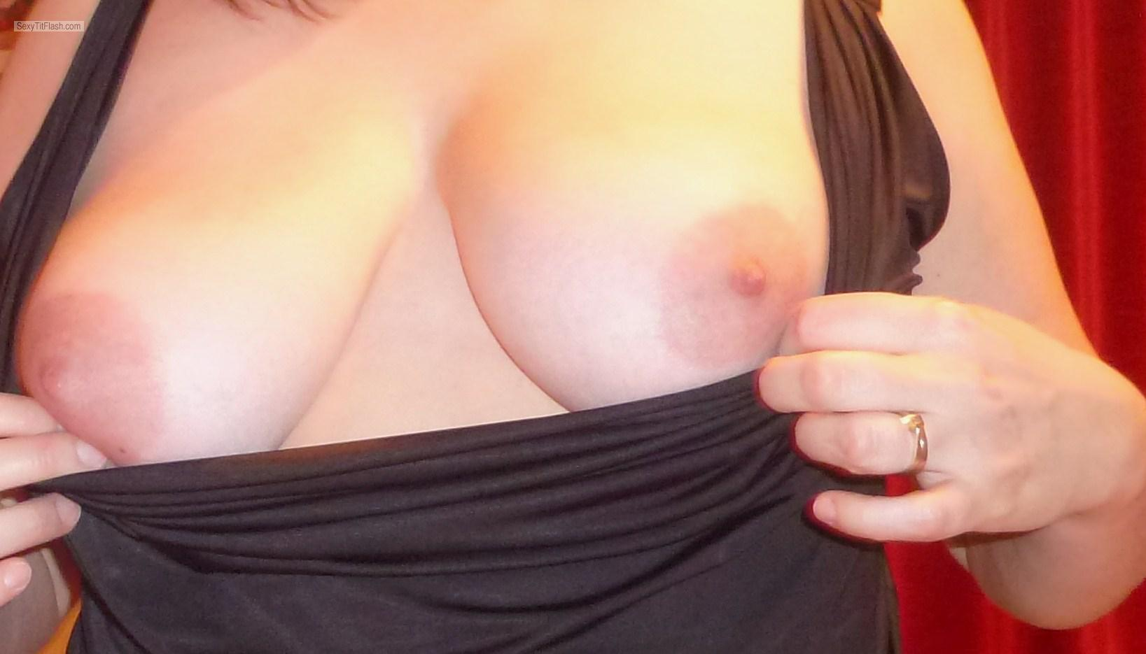 Medium Tits Of My Wife BP