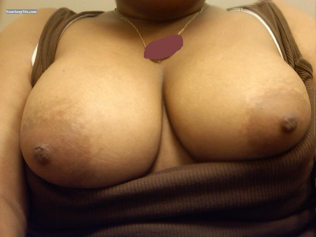 My Big Tits Selfie by Dirty Girl