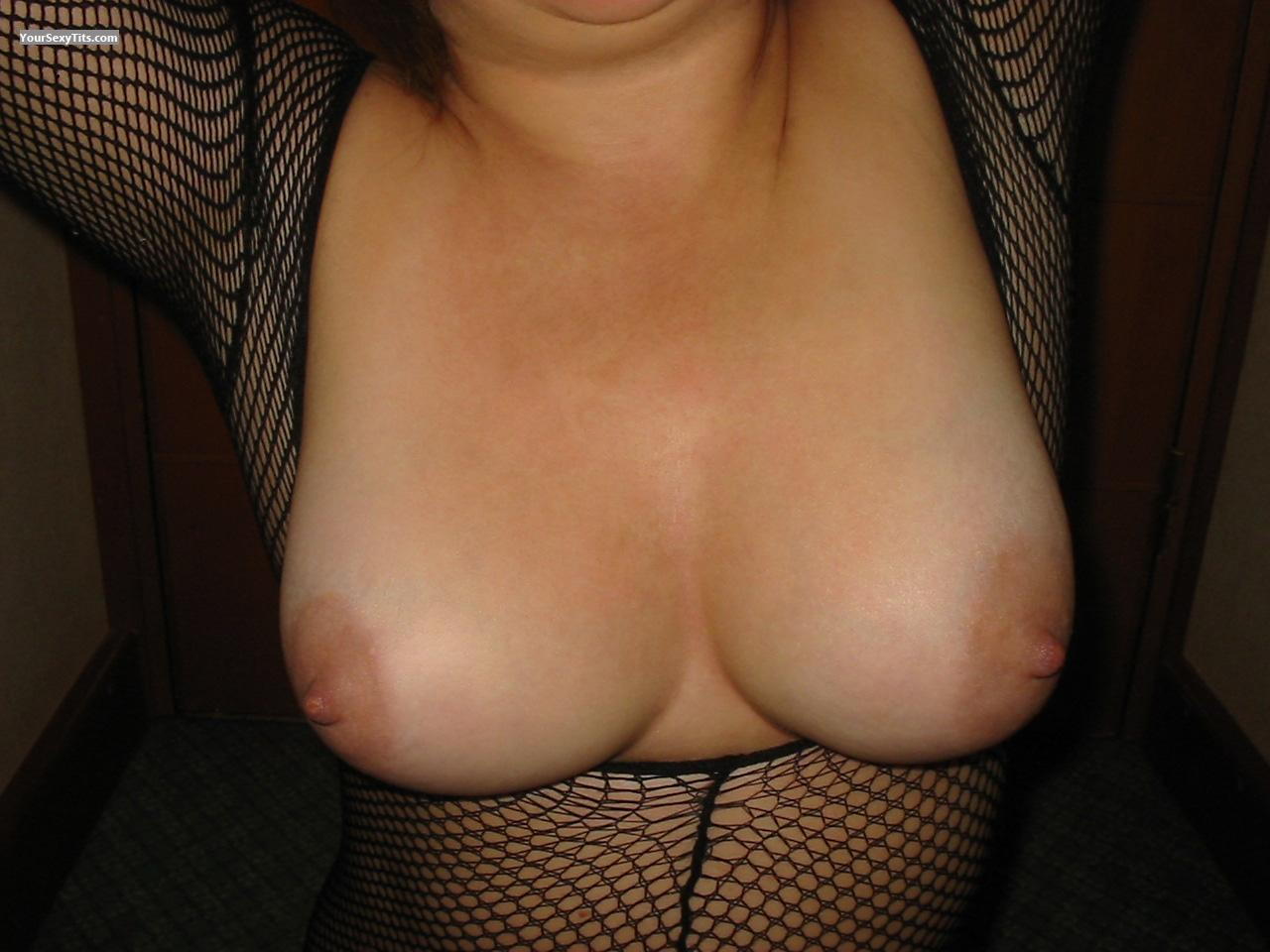 Tit Flash: Big Tits - Angeltrist from Turkey
