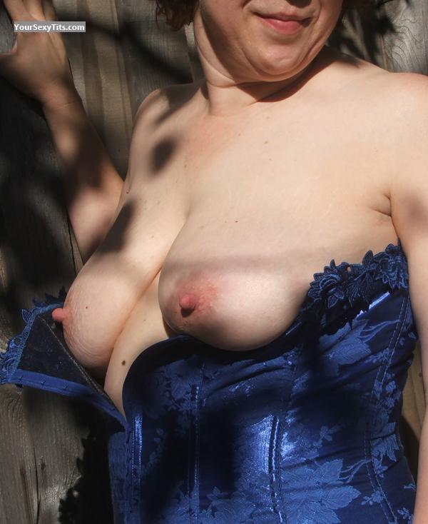 Big Tits 5th Time Breast Flasher