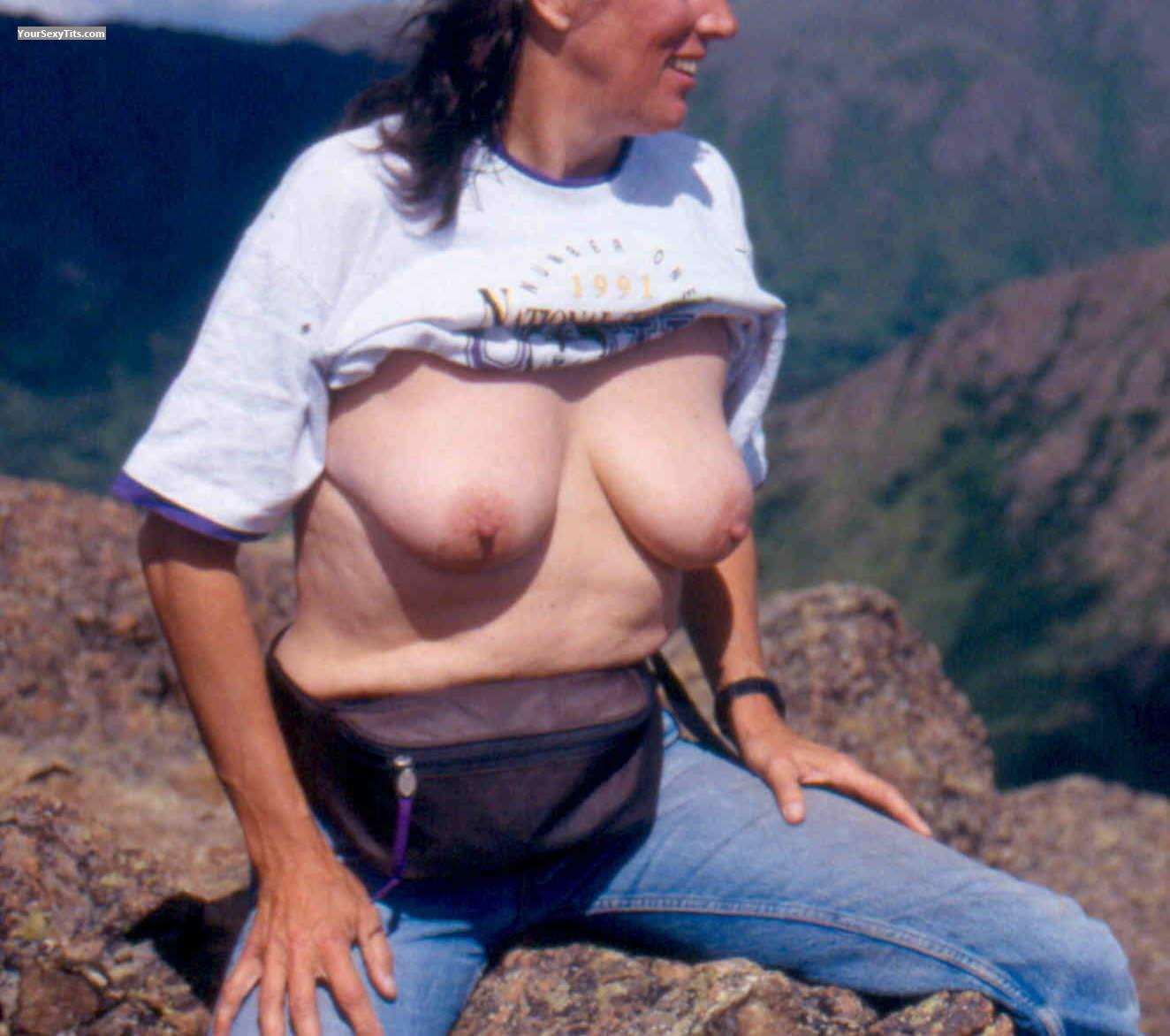 Big Tits World Traveler