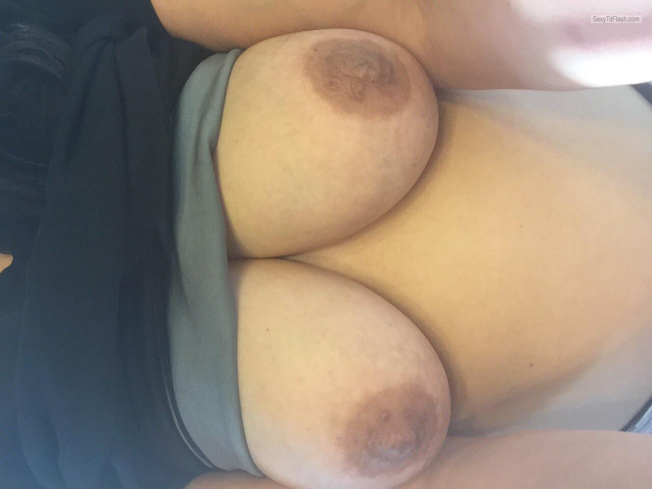 My Big Tits Selfie by Mallorygirl