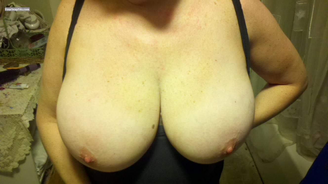 Tit Flash: Big Tits - Jennifer18 from United States