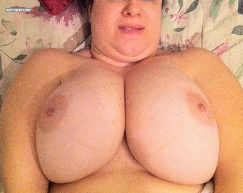 Tit Flash: Big Tits - Spanish from Spain