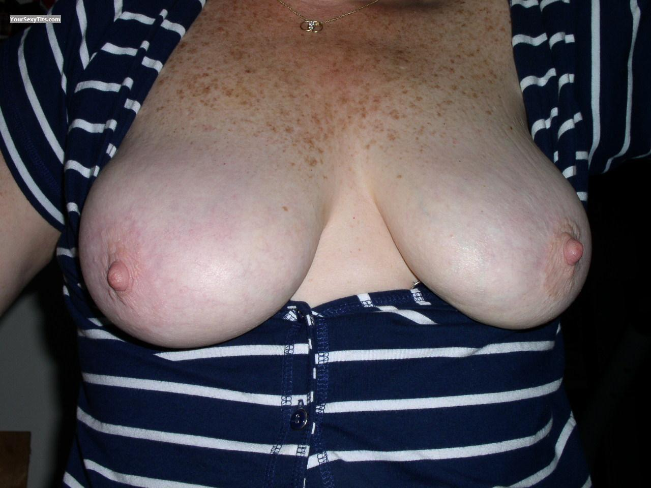 Tit Flash: Big Tits - 2010 from United States