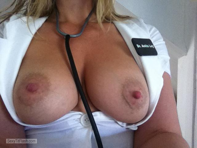 My Big Tits Selfie by Lusty Wench