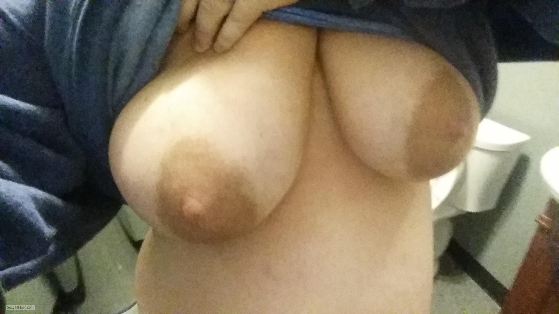 My Big Tits Selfie by Southbelle