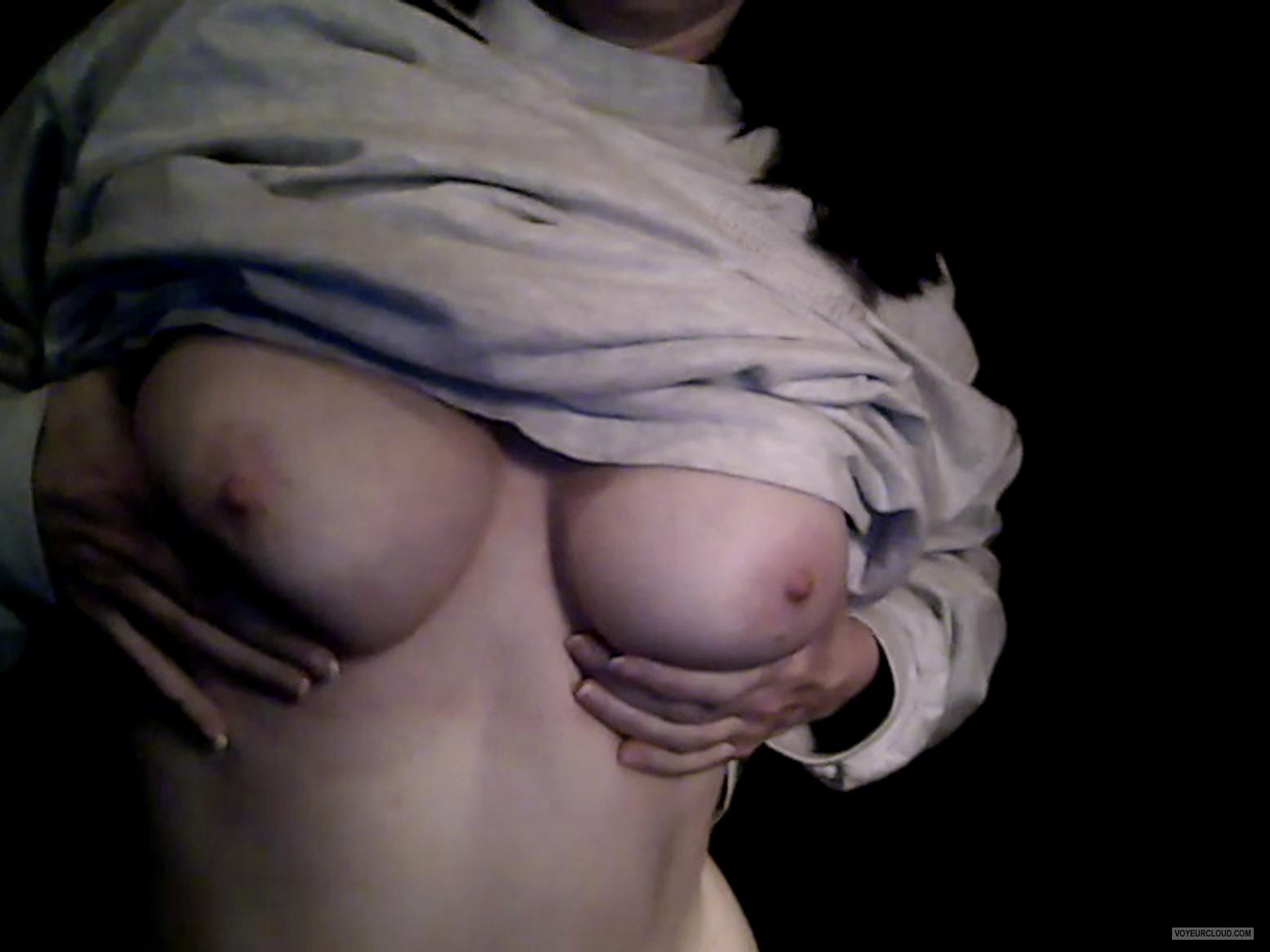 My Small Tits Selfie by Shelly