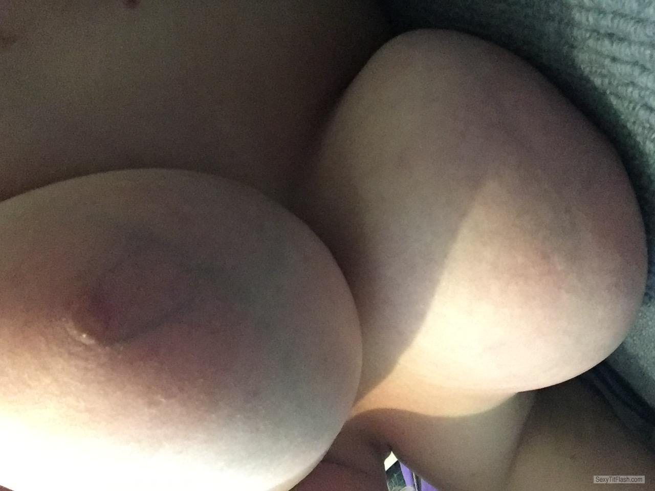 My Big Tits Selfie by Juicy Titties For You