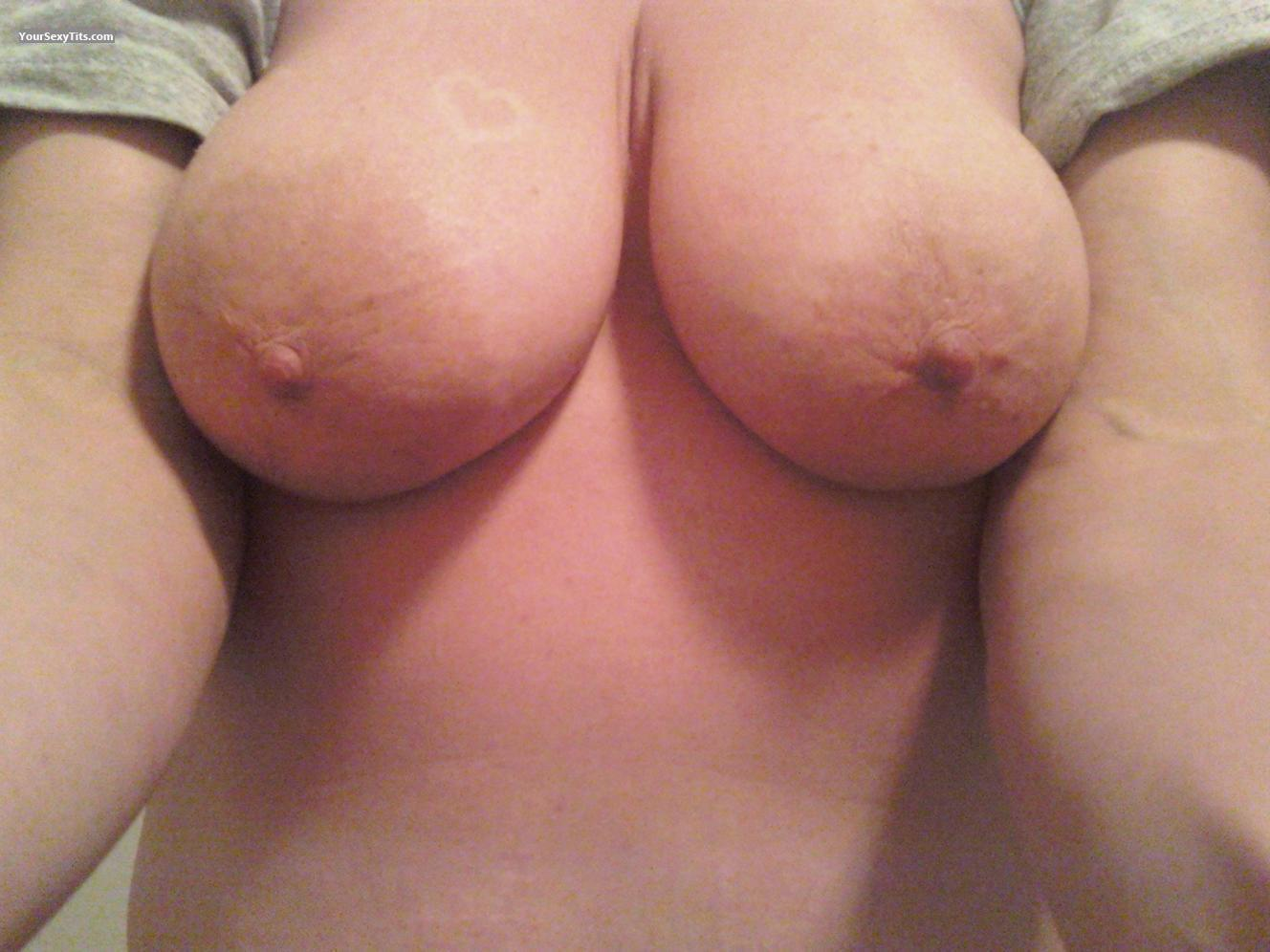 My Big Tits Selfie by 1litlhotie