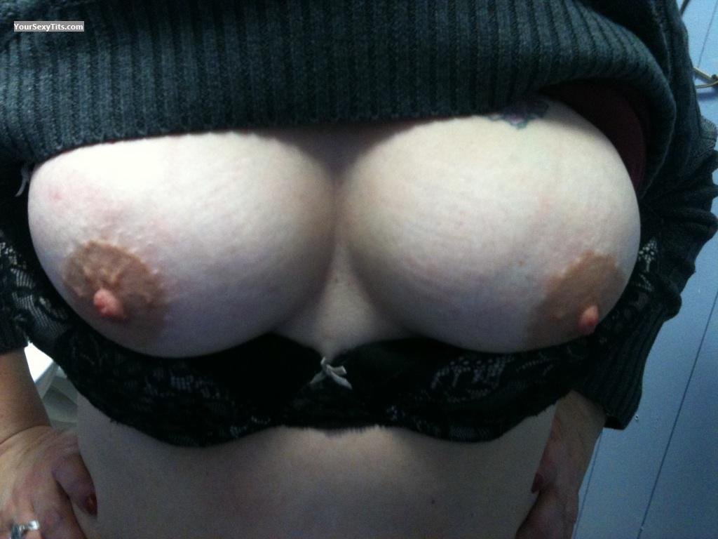 Tit Flash: My Friend's Big Tits - Bama H from United States