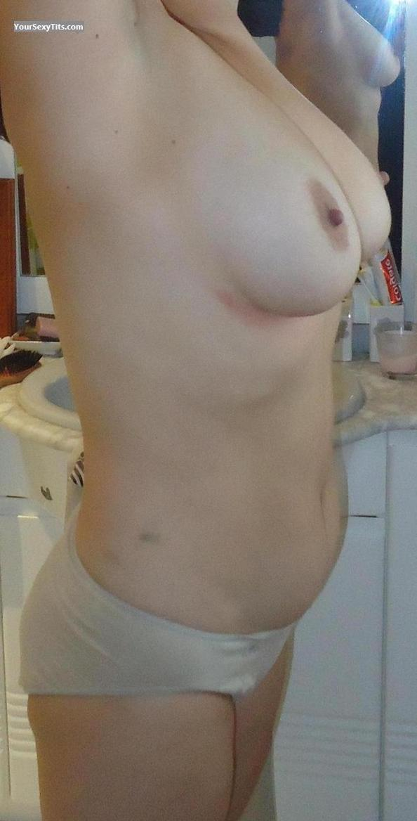 Tit Flash: Big Tits - Buenastetas from Spain