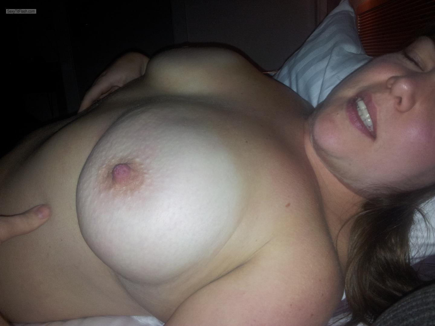 Big Tits Of My Girlfriend Anna
