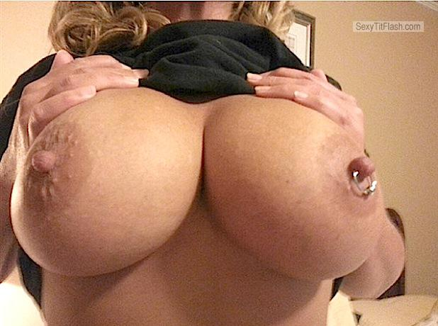 Big Tits Of My Girlfriend Sexy Wife