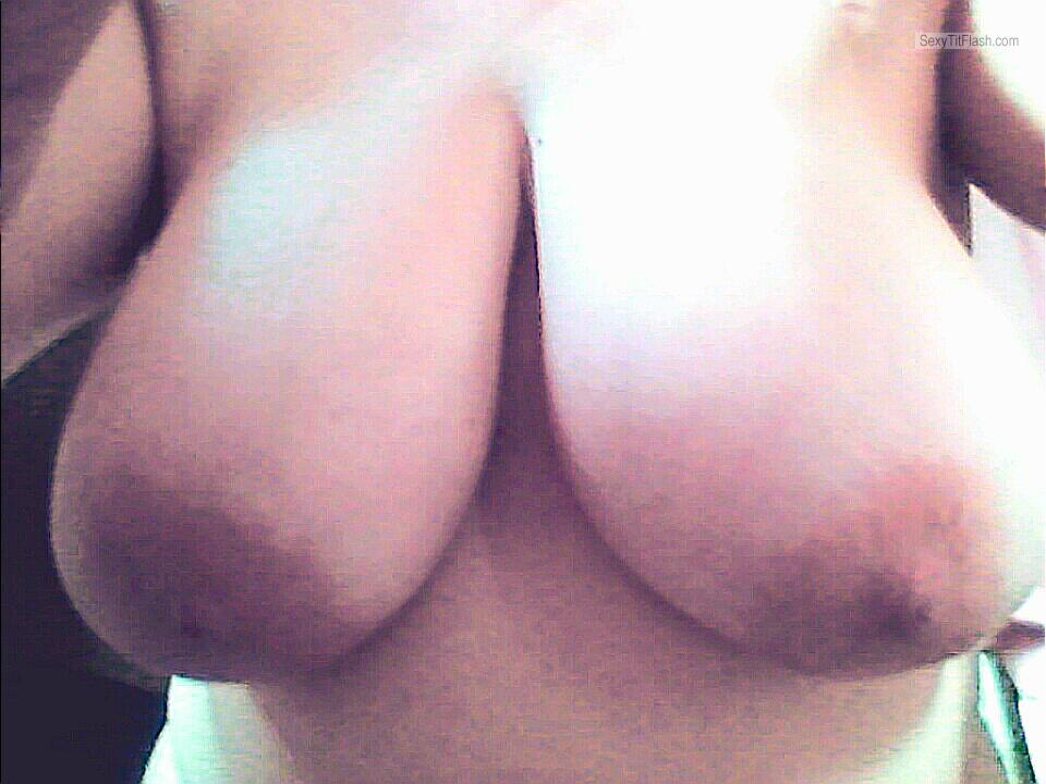 Big Tits Of My Wife Selfie by Mary Mellons