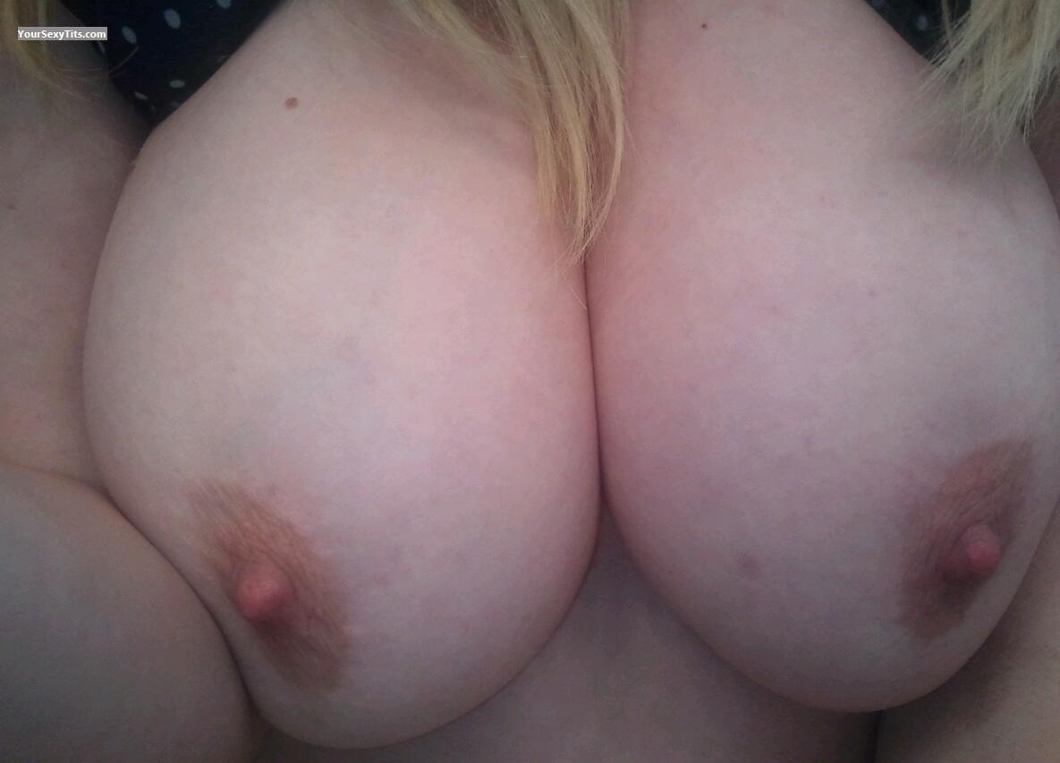 Big Tits Of My Wife Selfie by Nikki