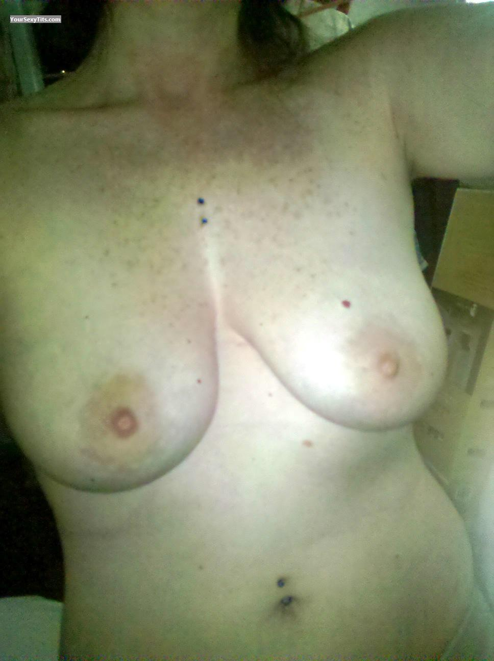 Tit Flash: Big Tits - WCB from United States
