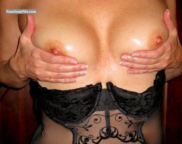 Tit Flash: Big Tits - Shasta from United States