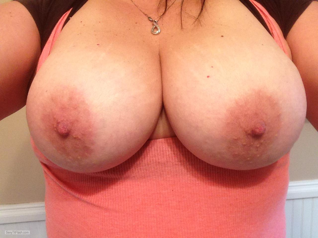 real wife boobs