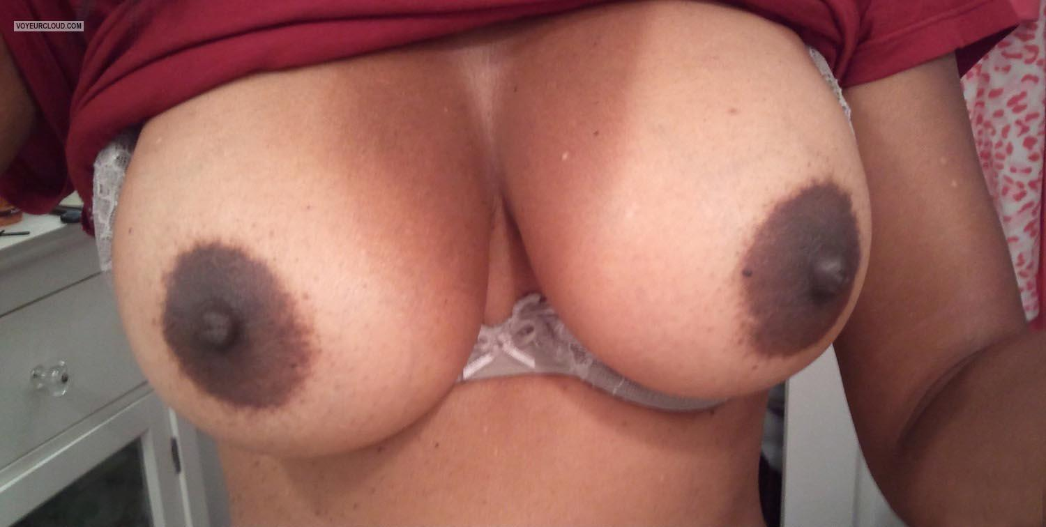 My Big Tits Selfie by Crystal
