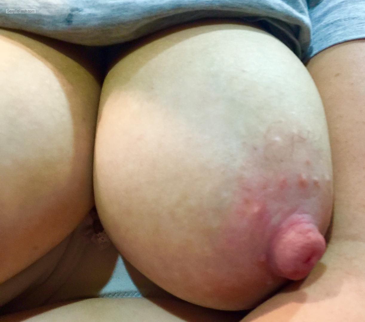 Tit Flash: My Big Tits - Milf Tits from United Kingdom
