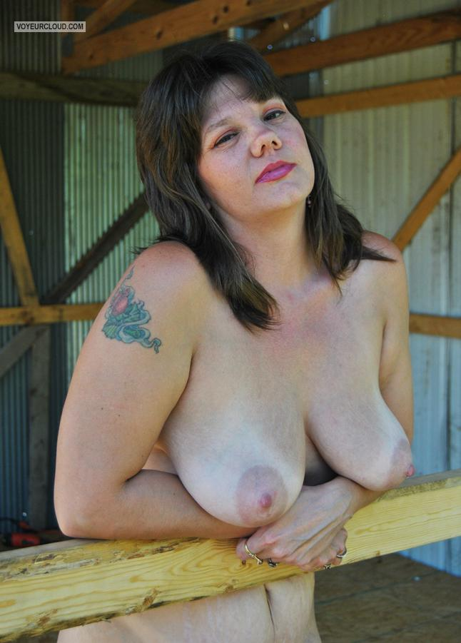 Big Tits Of My Wife Topless Tricity