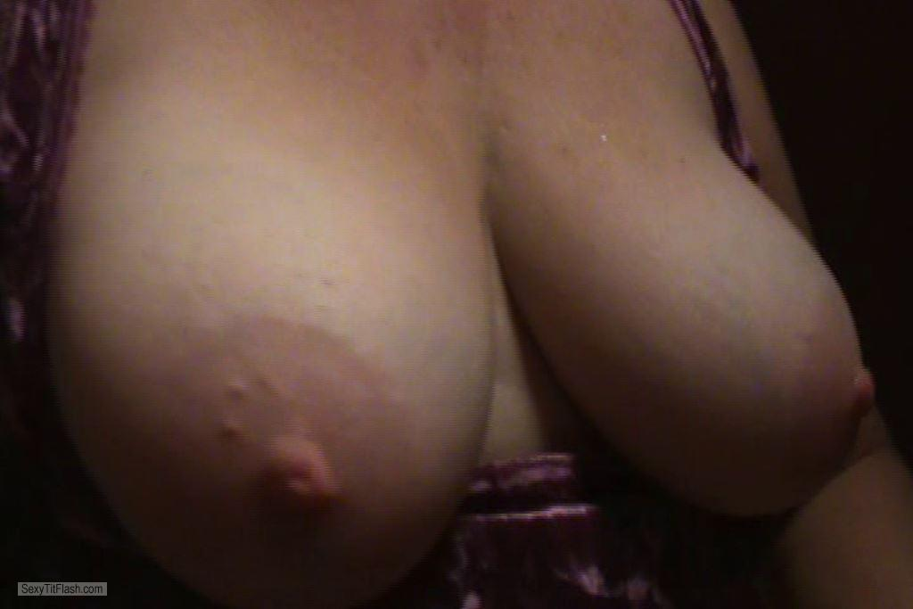 My Big Tits Selfie by Wife First