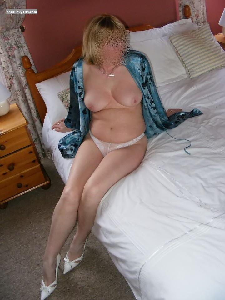 Big Tits Of My Wife Debbie