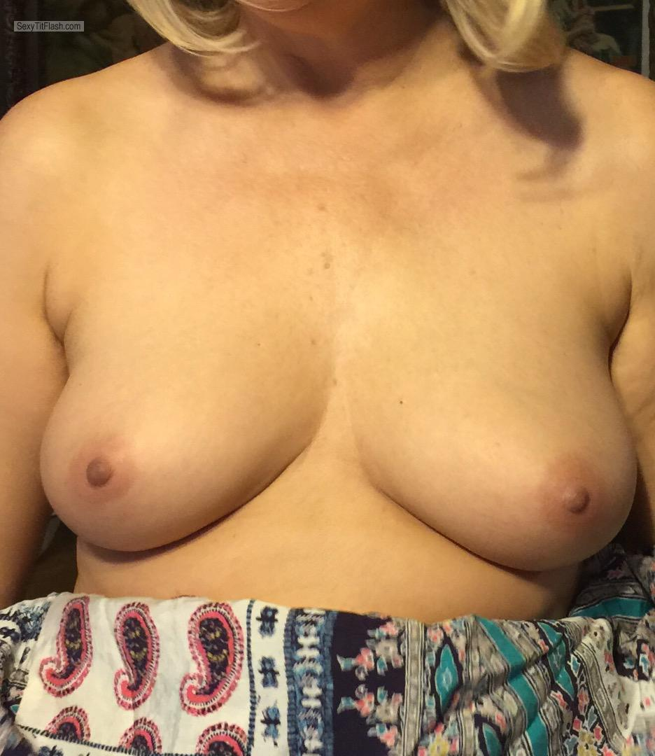 My Medium Tits German Girl