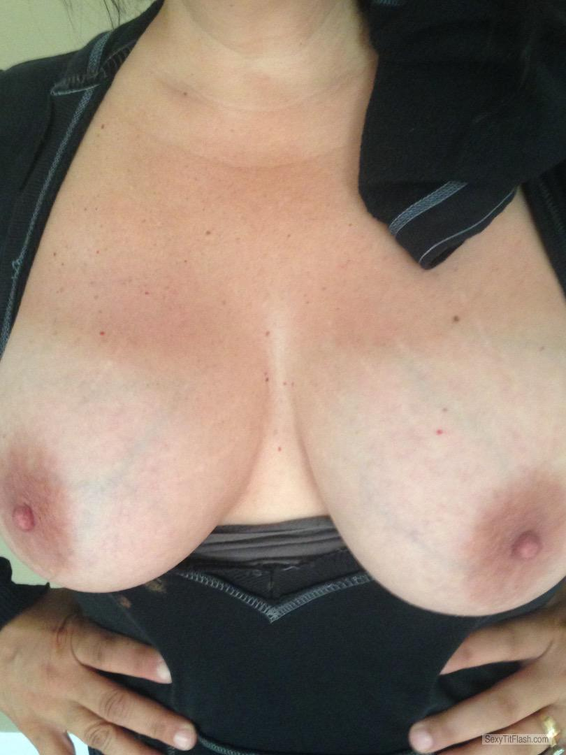 Big Tits Of My Wife Shannon