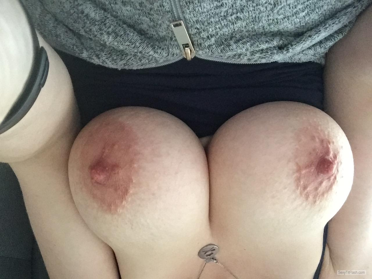 My Big Tits Selfie by ScarlettK