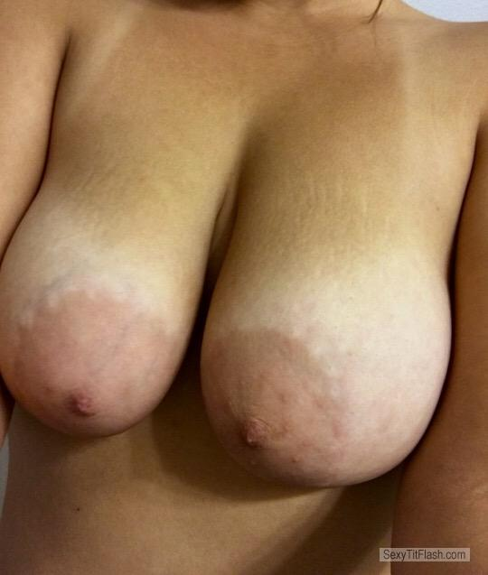 My Big Tits Topless AreolaAnne