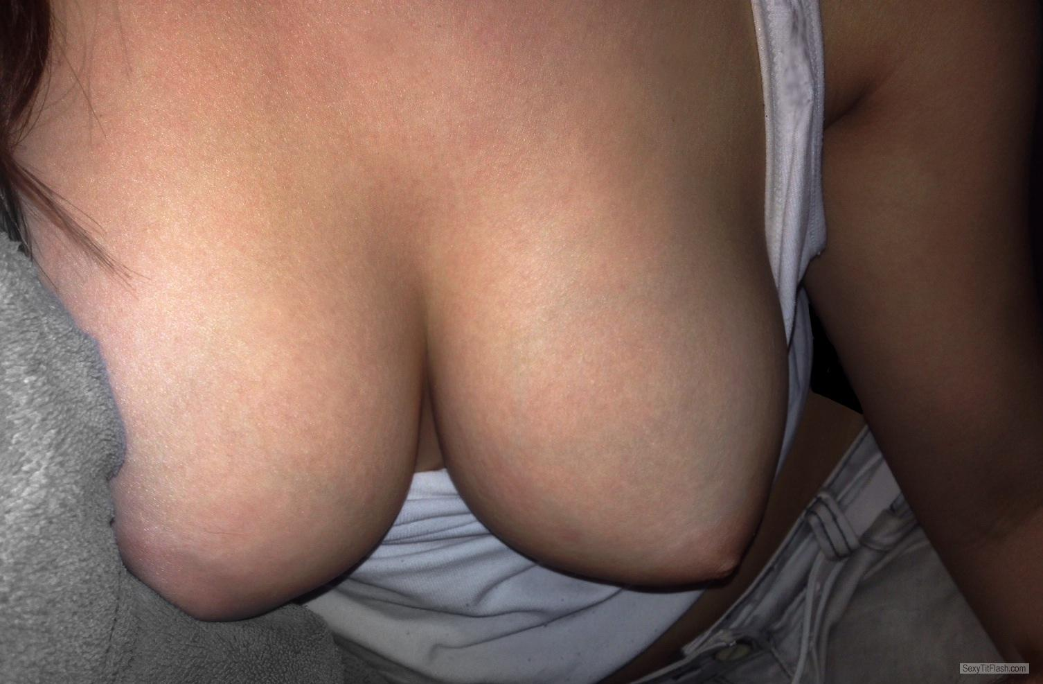 My Big Tits Selfie by Naomi