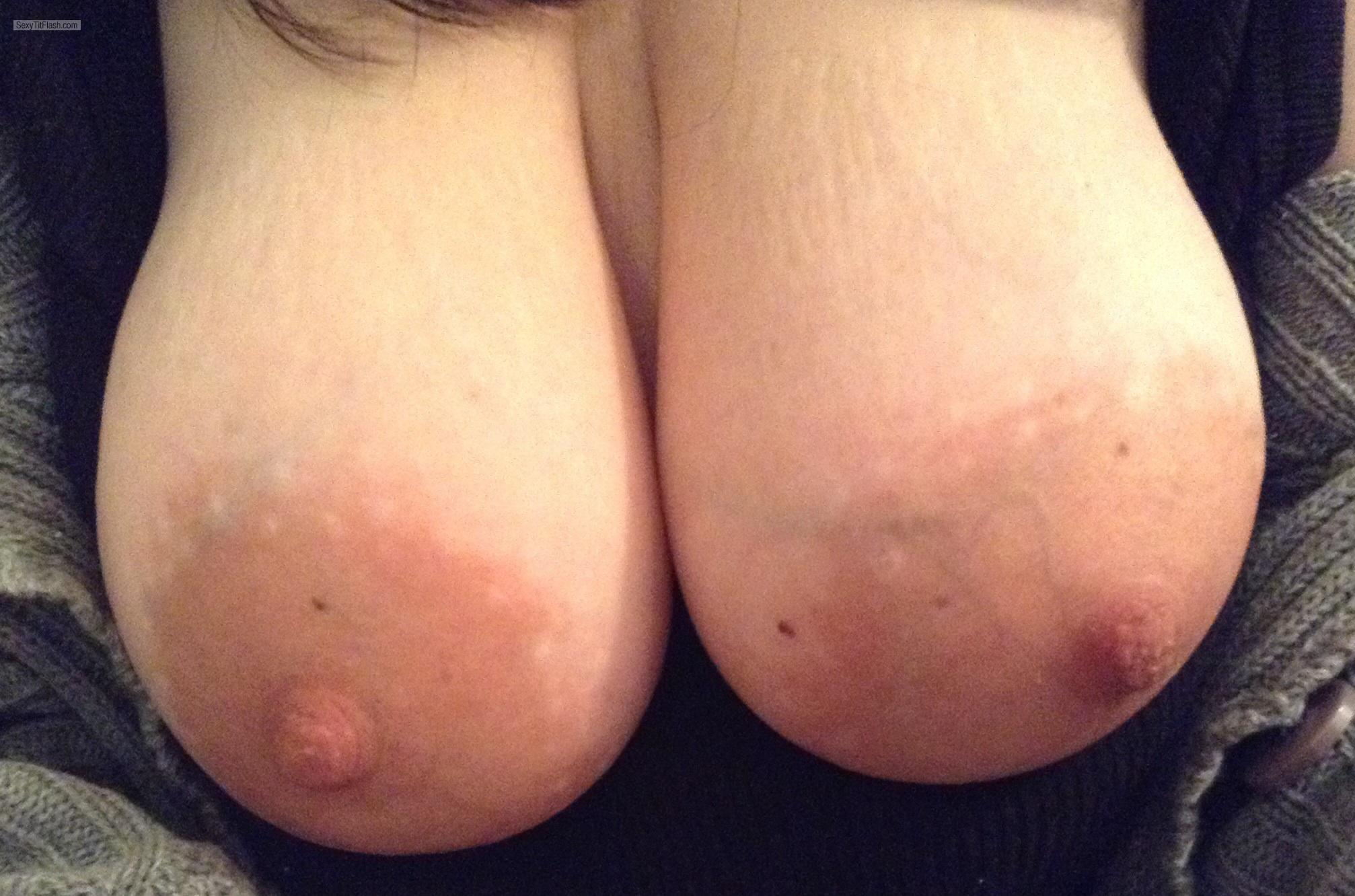 My Big Tits Selfie by Tittymom