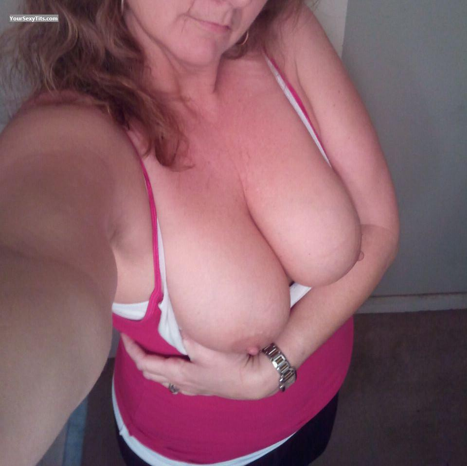My Big Tits Selfie by Toni