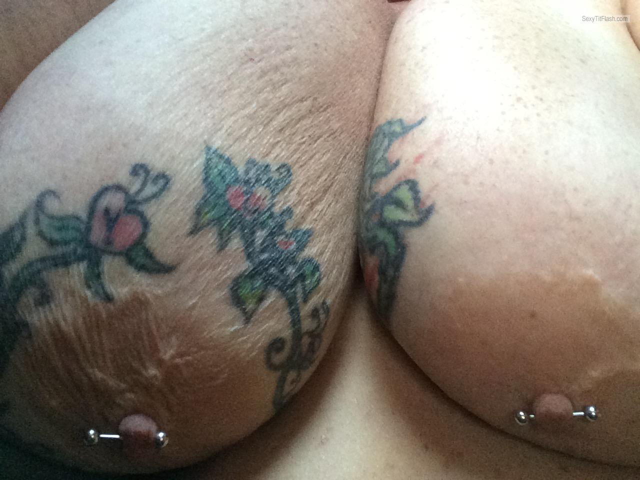Big Tits Of My Girlfriend Driller56