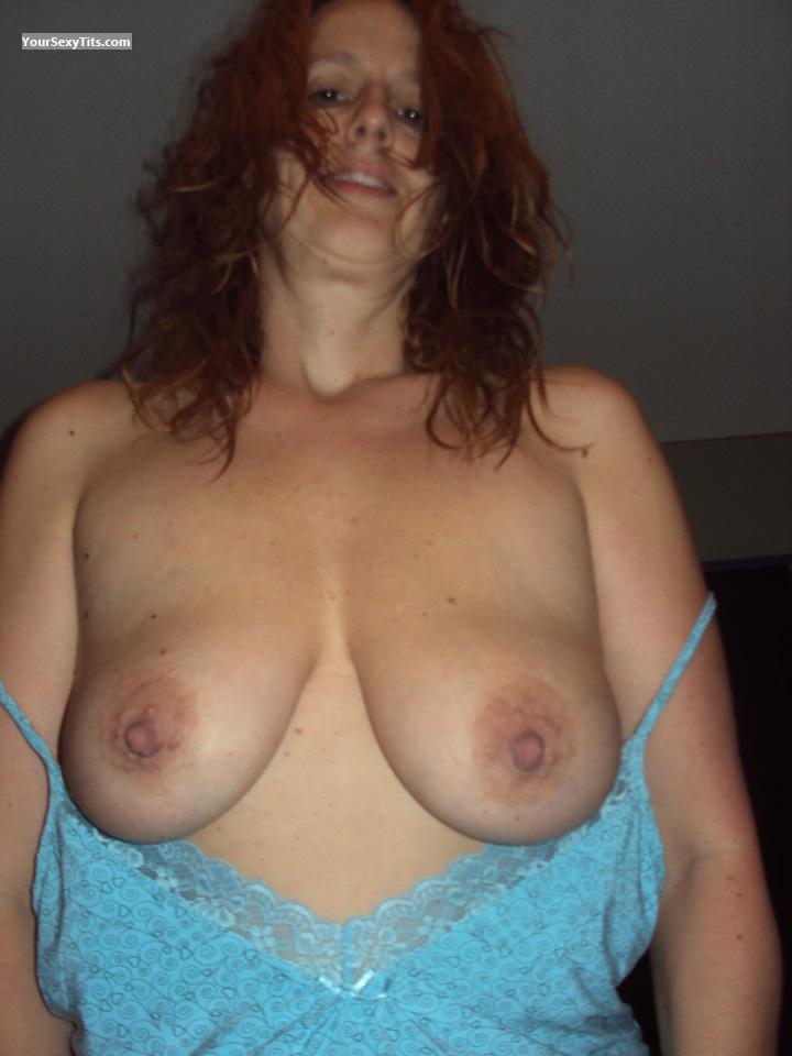 My Big Tits Topless Rere