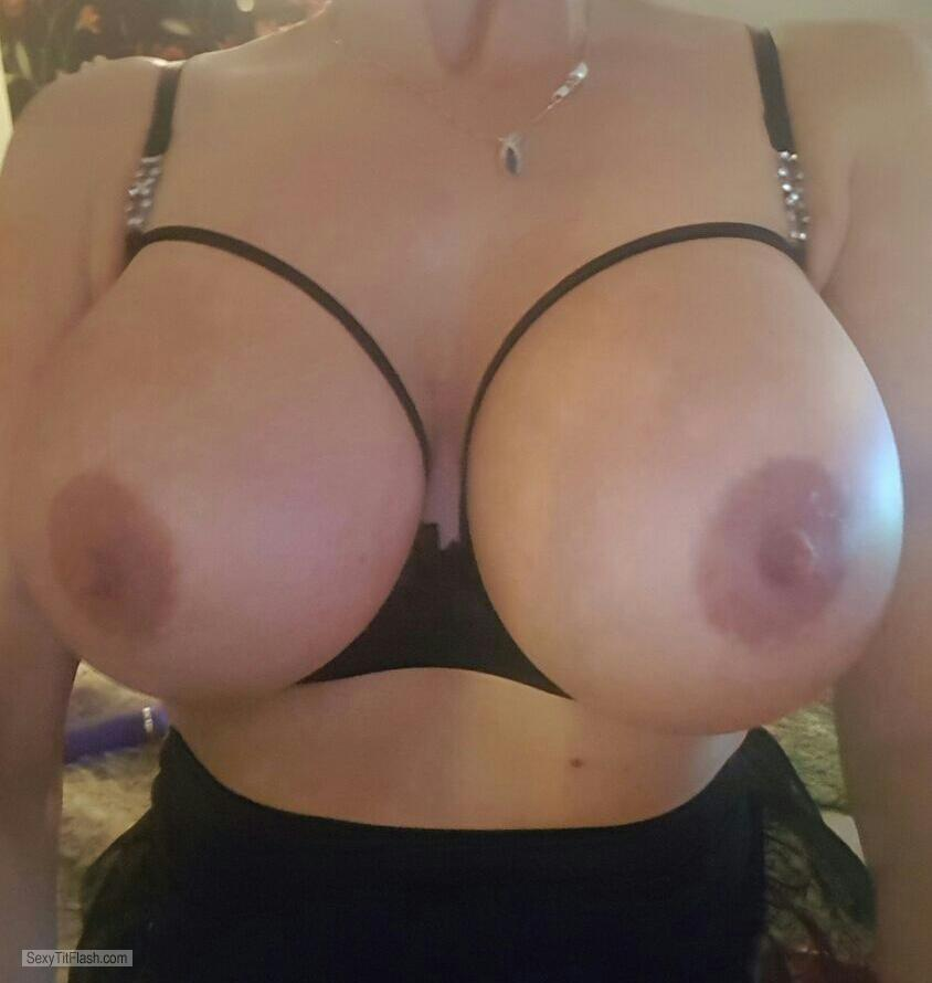 Big Tits Of My Wife Selfie by Super Milf