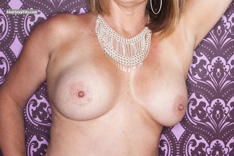 Tit Flash: Big Tits - Brenda from United States