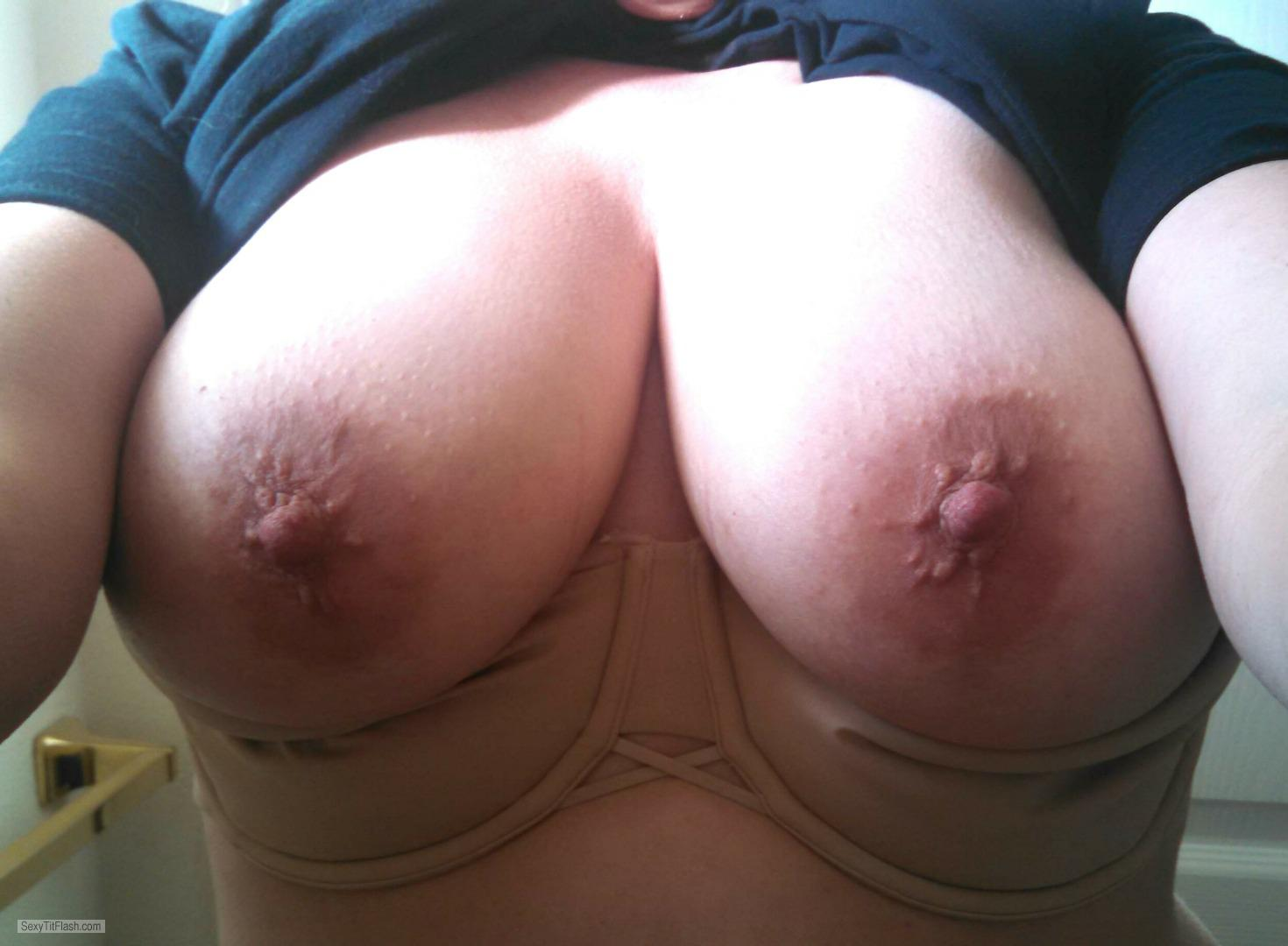 Big Tits Of My Wife Janaboobs