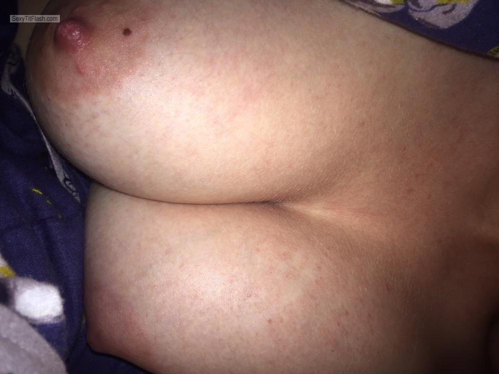 Big Tits Of My Girlfriend Selfie by Girlfriend 34DDD